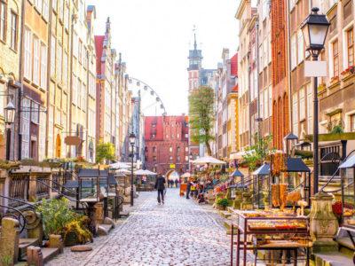 Gdansk-zwiedzanie